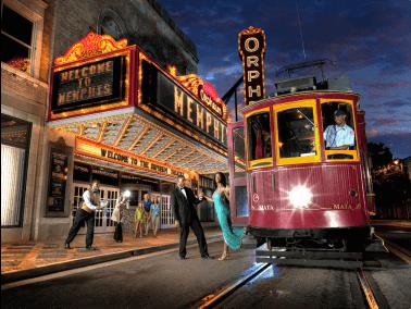 The Lifter Shuttle Memphis
